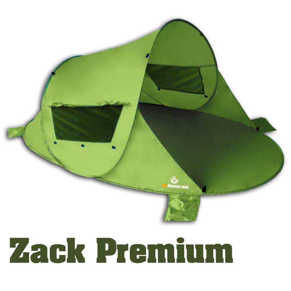 zack premium gruen neu Pop up Strandzelt Zack II