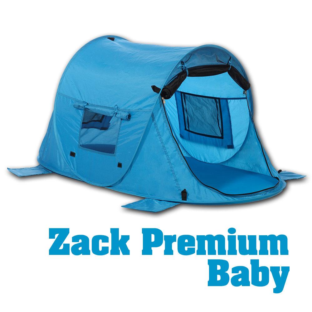 strandzelt baby zack premium baby Kinder Strandzelt & Reisebett Zack Premium Baby
