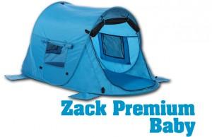 Kinder Strandzelt & Reisebett Zack Premium Baby